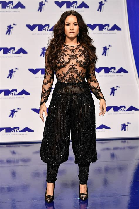 lil pump vma outfit mtv vma 2017 red carpet all the celebrity style