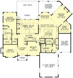 House Plans With Open Floor Plans by Best Open Floor House Plans Cottage House Plans