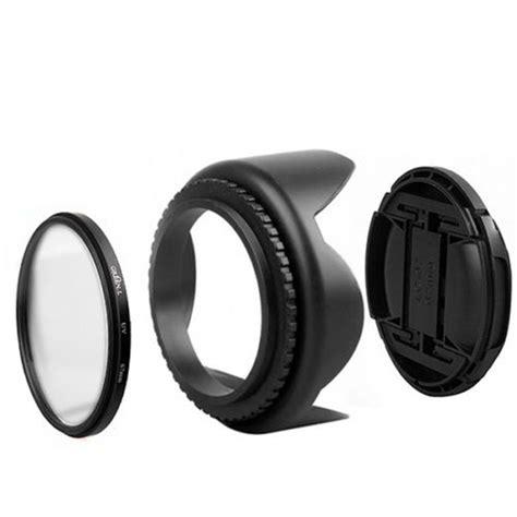 62mm uv filter lens cap lens for nikon sony pentax tamron sigma olympus panasonic fuji