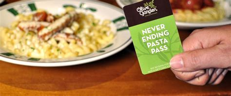 can u order olive garden to go should you buy olive garden s 100 never ending pasta pass abc news