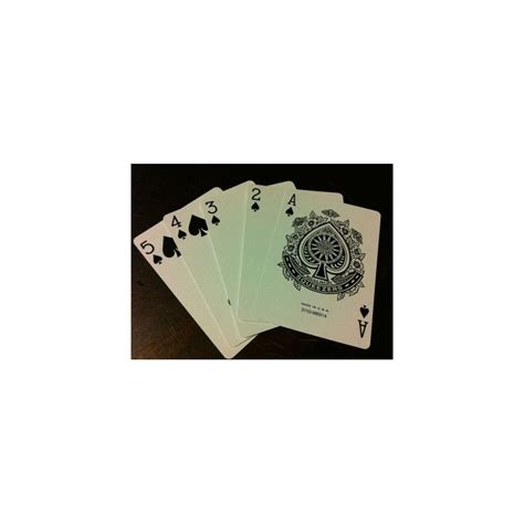 Bulldog Squeezers Card bulldog squeezers deck cards cartes magie