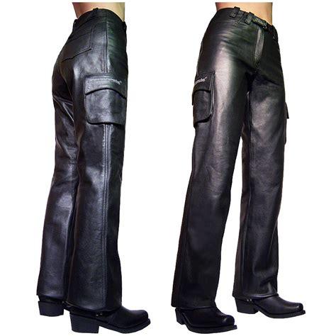 Women's Elite C Leather Jeans
