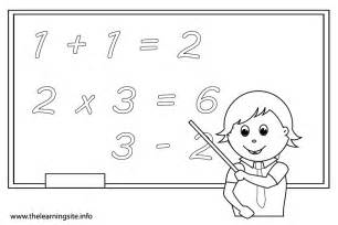 math coloring sheets math coloring pages to and print for free