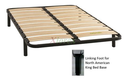 Bed Support Bed Bases Gami Bed Base 27 Slats W Soundproofing Sockets