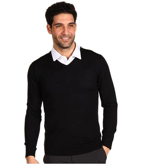 popular clothes for guys 2014 synthetic fabric sweaters for men 2018