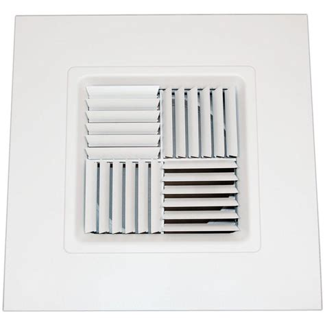 Ceiling Air Register by Speedi Grille 24 In X 24 In To 8 In T Bar Modular