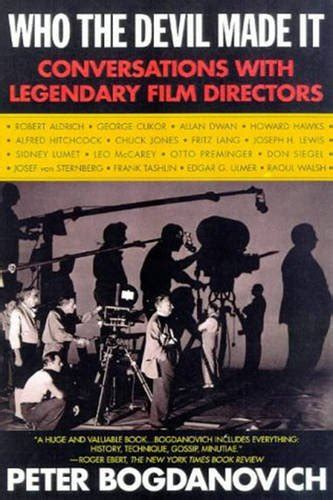 film director biography book biography of author peter bogdanovich booking appearances