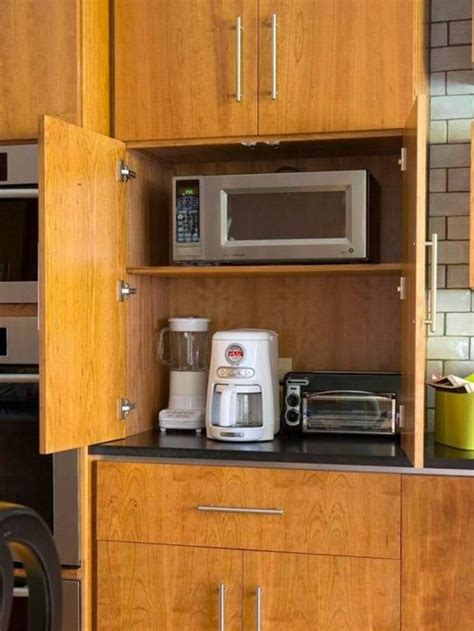 kitchen appliance storage cabinets custom storage cabinet kitchen cabinet ideas for your kitchen cabinets