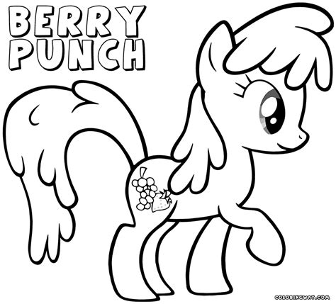 my little pony background coloring pages coloring pages