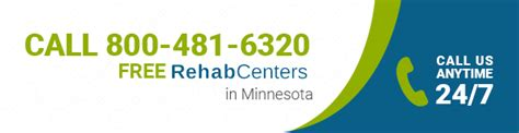 Detox Centers In Minnesota by Free Rehab Centers Minnesota