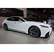 2018 Lexus LS Gets F Sport And Handling Packages