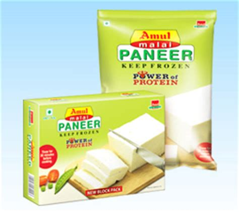 Mba From Uk Value In India by Amul Malai Paneer Amul The Taste Of India Amul