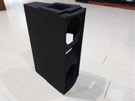 double 10 quot line array speaker empty cabinet buy line