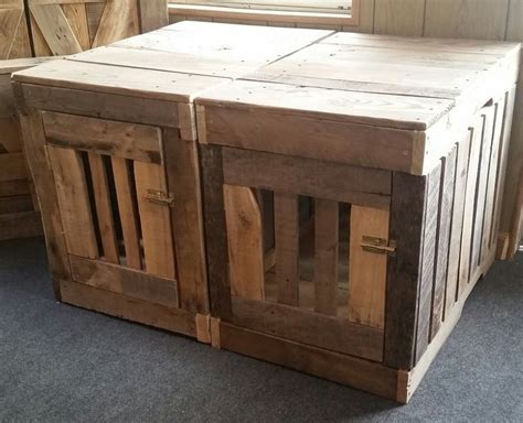 dog crate bench 25 best ideas about dog crate end table on pinterest