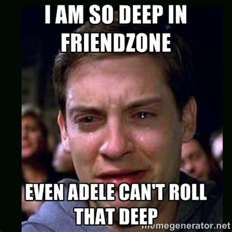 Friends Zone Meme - friend zone meme level 99 pictures to pin on pinterest