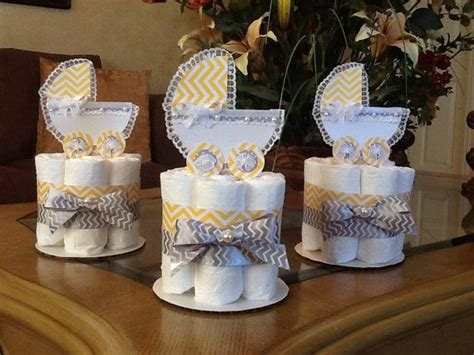 Cake For Baby Shower Centerpiece by These Beautiful Mini Cakes Make And