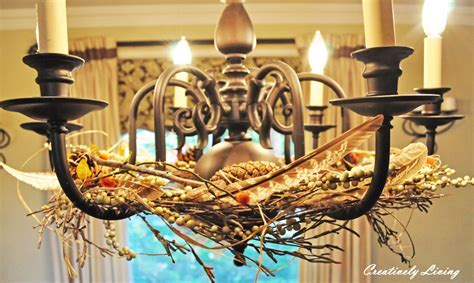 fall chandelier decorations fall chandelier creatively living