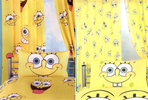 kids bedroom decor ideas inspired  spongebob squarepants