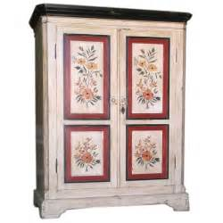 painted armoire or wardrobe circa 1840 at 1stdibs