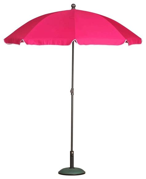 Pink Patio Umbrella Pink Patio Umbrella Ebay Azuma 2 5m Tilting Parasol Sun Shade Canopy Umbrella Wooden Garden
