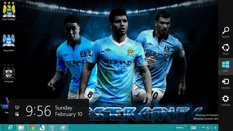 download themes for windows 7 manchester city manchester city fc theme for windows 7 and 8 ouo themes