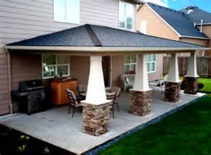 patio design dsc hammered out new covered patio design dsc  homelkcom
