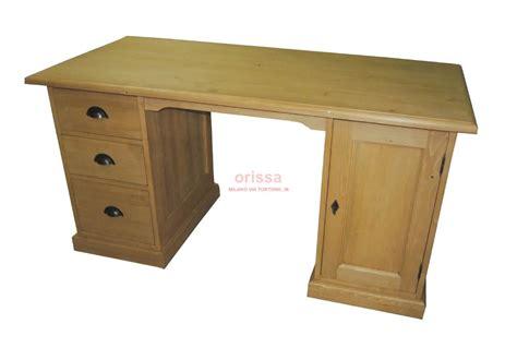 scrivania legno scrivania legno massello ms556 orissa