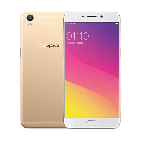 Oppo A37 Smartphone jual oppo a37 smartphone gold free tongkat selfie