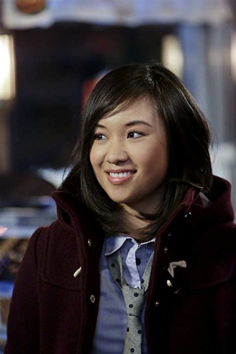 ellen wong series pictures photos from the carrie diaries tv series 2013
