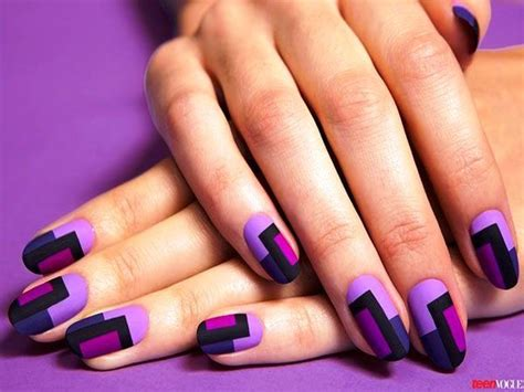 matte nail designs who wants to try these stylish matte nail arts