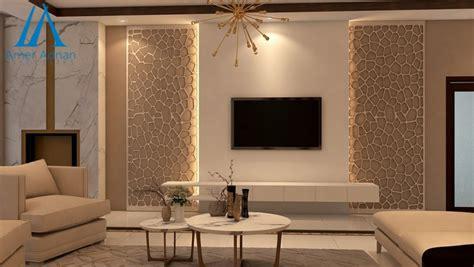 interior wall design in pakistan 3 modern living room design concepts by ameradnan associates