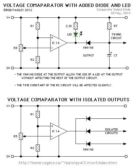 diode comparator circuit diode comparator circuit 28 images content op application introduction inverting lifier ppt