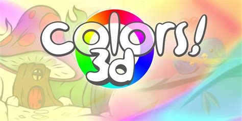 3d color colors 3d nintendo 3ds software nintendo