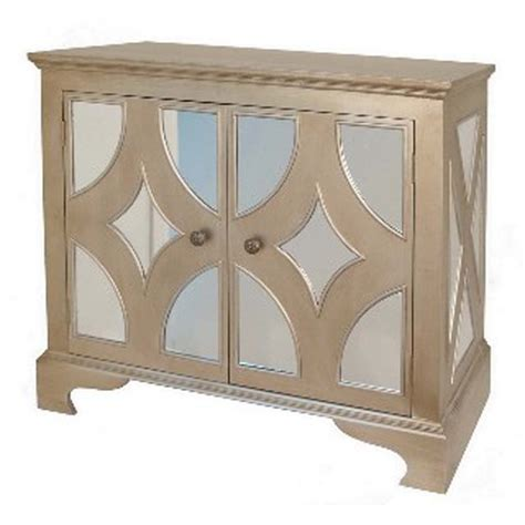 mirrored side table58560 home furniture city