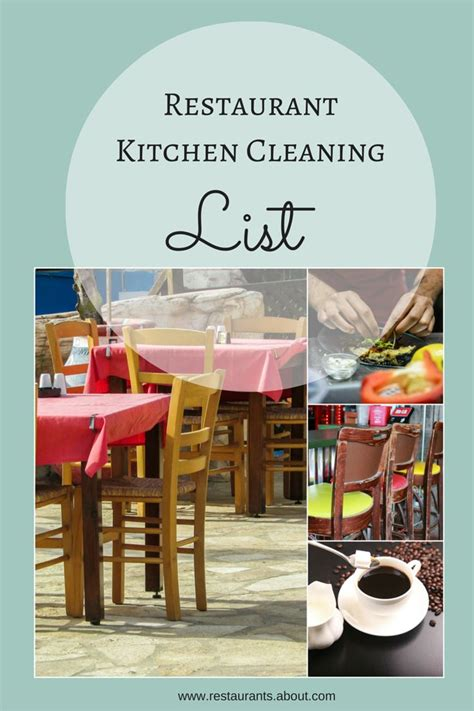 Kitchen Cleaning Frequency Keeping Your Restaurant Kitchen Clean 28 Images
