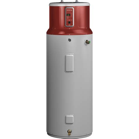 Water Heater With shop ge geospring 80 gallon 240 volt 10 year limited