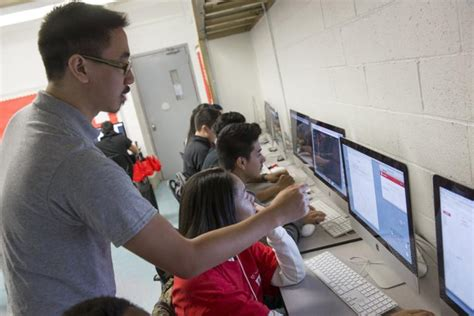 Computer Science Mba City Tech by Nyc May Be Key To City S Plan To Boost Stem