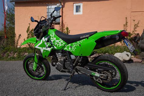 Folienbeklebung Motorrad by Folienbeklebung Von Suzuki Drz 400 Sm Fontfront