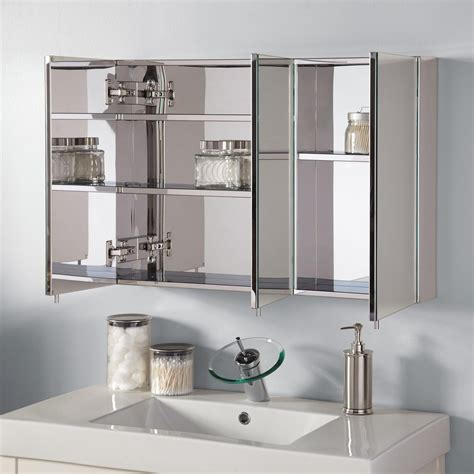 3 mirror medicine cabinet bathroom framed mirror medicine cabinets louisiana