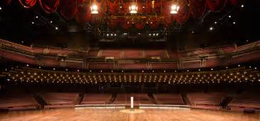 grand ole opry floor plan venue information