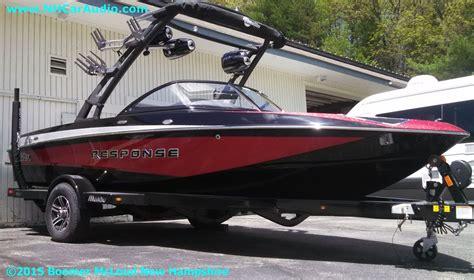 malibu boats nh 2015 malibu response boat loudest on the lake boomer