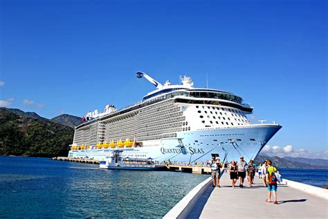haiti cruise labadee political protests in haiti prevent royal caribbean guests