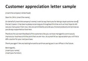appreciation letter from customer customer thank you letter thank you letter 2017 51 appreciation letters in pdf