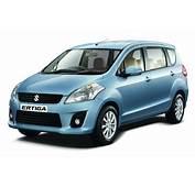Maruti Suzuki Ertiga Price In India  New Family Car