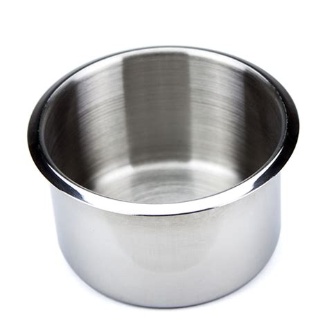 Large Stainless Steel Cup Holder Gcup 002 Poker Table Table Cup Holders