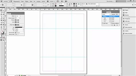 Tutorial De Indesign Cs6 | tutorial indesign espacio de trabajo introduccion a