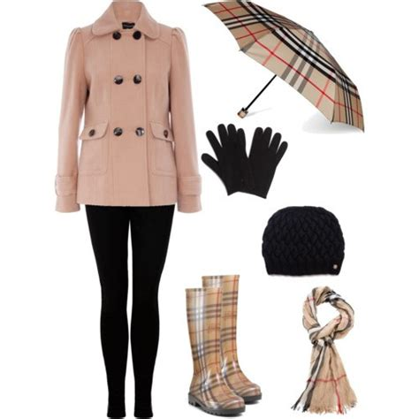 7 Cutest Boots For Un Weather Days by 17 Rainy Polyvore Combinations