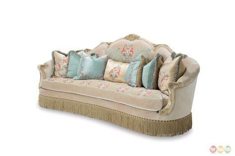 sofa with fringe skirt bullion fringe sofa chagne sofa shop factory direct