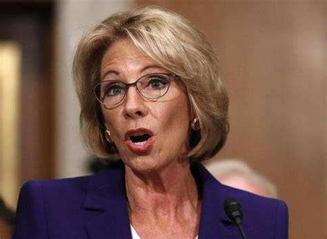betsy devos business investments senators vote to cut off debate clearing major hurdle for