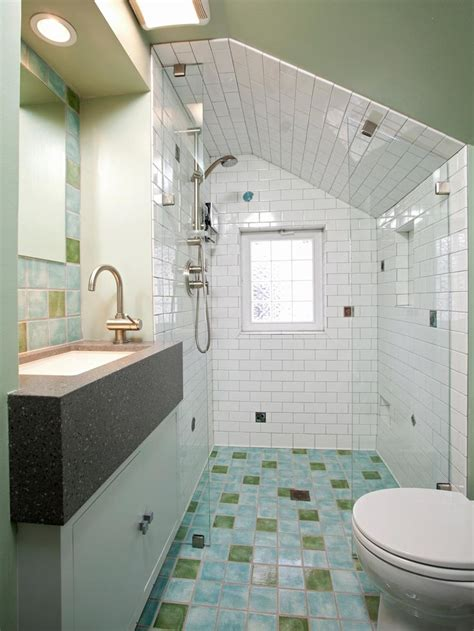 easy to clean bathroom 10 images about small bathroom low ceiling on pinterest